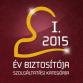 Év biztosítója 2015 szolgáltatás kategória I.